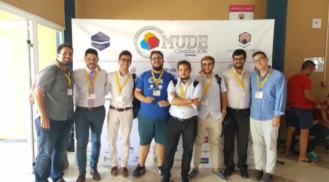 Un equipo de la UMU queda finalista en el Campeonato Mundial de Debate