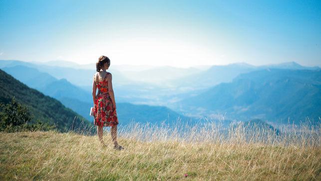 """""""El porvenir"""", un film francés que reflexiona sobre la vida, en los lunes de V.O."""