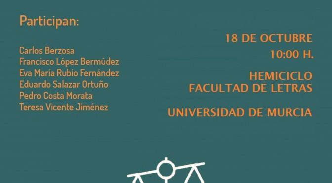 """Presentación del libro """"Justicia ecológica en la era del Antropoceno"""""""