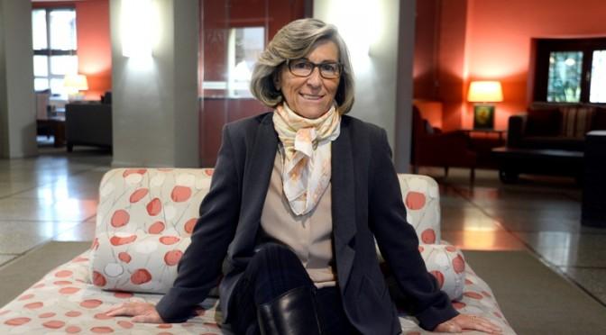 """""""Si la universidad no funciona, la sociedad no funciona"""" (Ana Crespo)"""