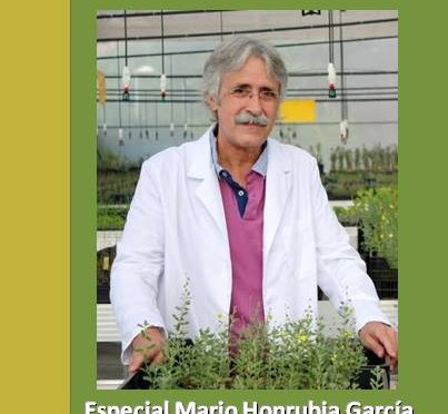 Se presenta el nuevo número de la revista Eubacteria, dedicado al profesor Mario Honrubia