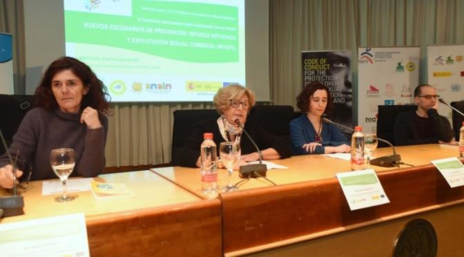 La Universidad de Murcia acoge el XIII Congreso Internacional de infancia maltratada