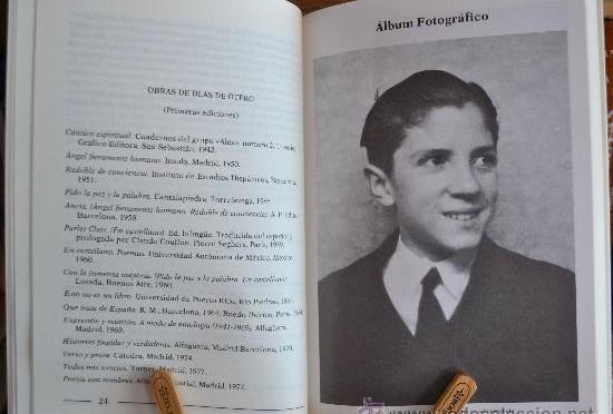 Blas de Otero es recordado en la Universidad de Murcia en el centenario de su nacimiento