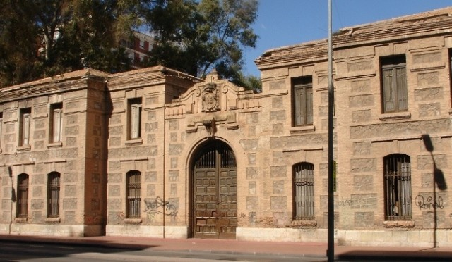 La cárcel vieja habla en la Universidad de Murcia