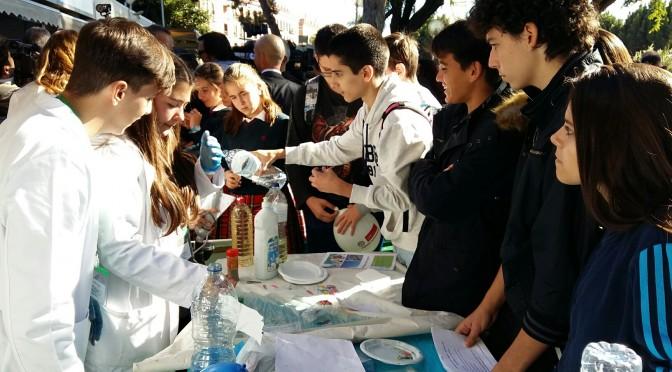 La UMU participa con más de cien actividades en la Semana de la Ciencia