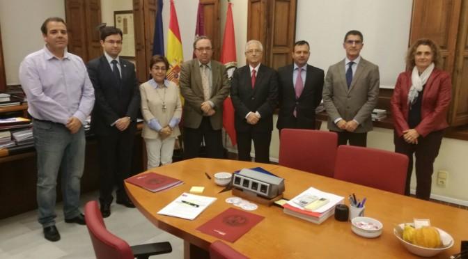 La Universidad de Murcia y la FREMM colaborarán en actividades formativas y de investigación