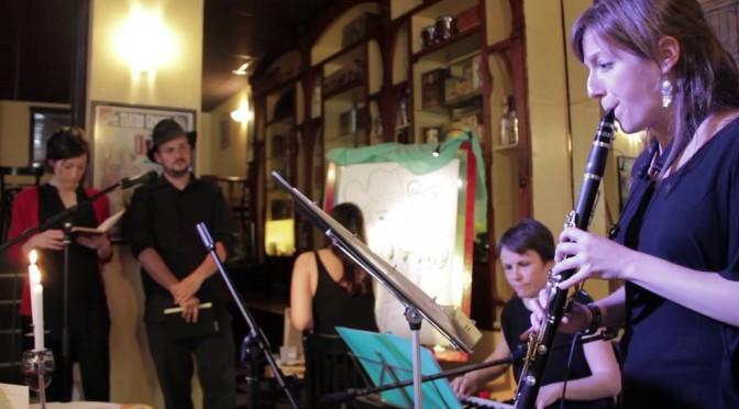 El espectáculo Ozna y la música judía se representa en la Universidad de Murcia