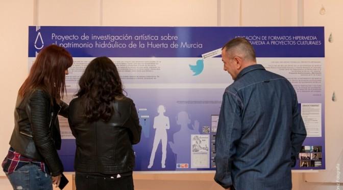 Miembros de la UMU promueven Proyecto artesiano: investigación artística y alfabetización transmedia