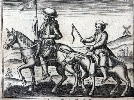 """""""Por un noble ideal"""" lleva a la UMU el acento del Quijote"""