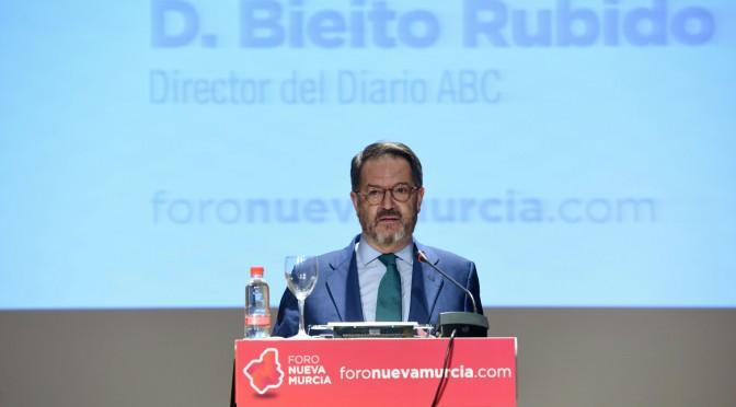 """""""El mundo, nuestra sociedad, nuestra vida, son mejores ahora que en otros tiempos"""" (Bieito Rubido, director de ABC)"""