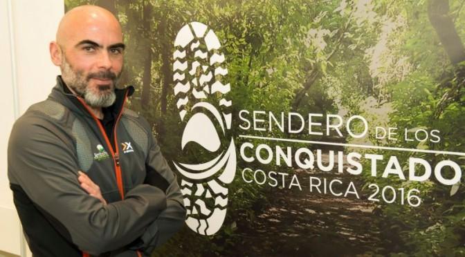 """""""Sendero de los conquistadores"""", el documental que muestra la gesta de un atleta de la Región en Costa Rica, se muestra en la UMU"""