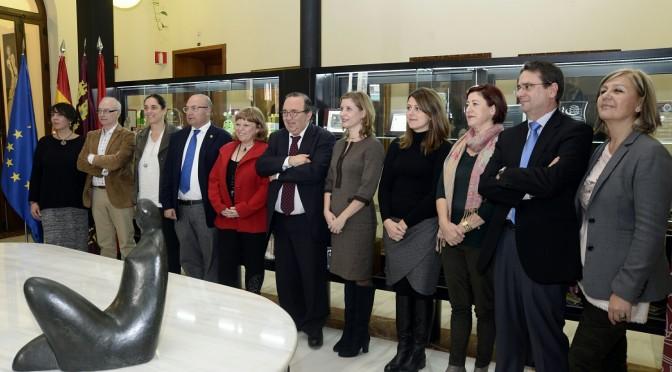 Convenio de la UMU para el fomento del deporte en escolares de Molina de Segura