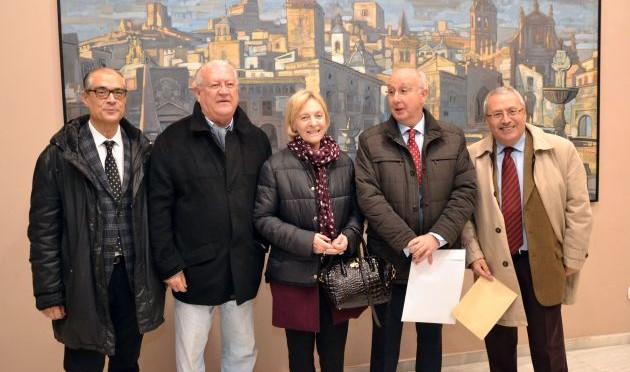 """El embajador de España en Honduras Miguel Albero Suárez, gana con su obra """"Mal"""" el XXI  premio de novela Vargas Llosa"""