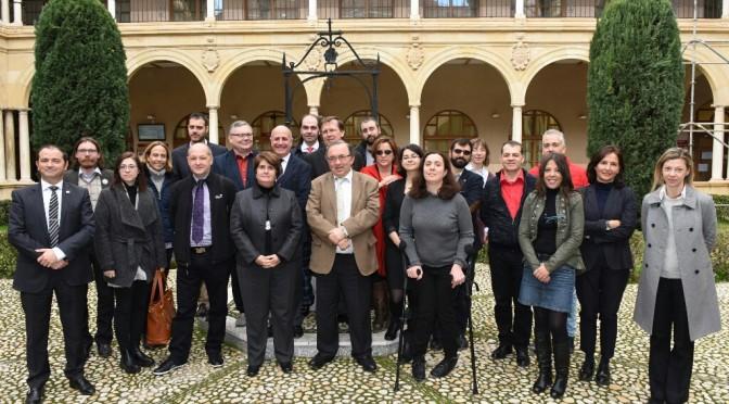 La UMU coordina proyecto internacional para fomentar la movilidad de estudiantes con discapacidad