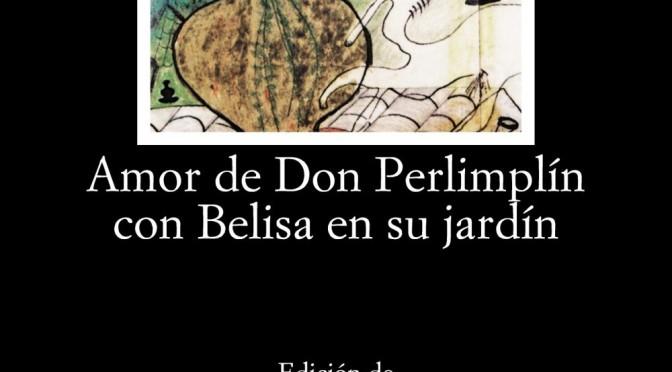 """""""Amor de Don Perlimplín con Belisa en su jardín"""", de García Lorca, en la UMU"""