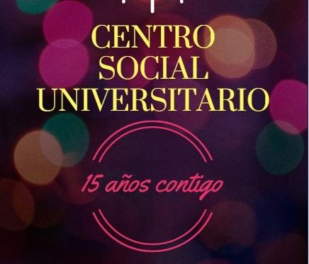XV aniversario del Centro Social de la Universidad de Murcia