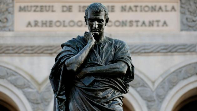 Dos mil años de Ovidio en el arte universal