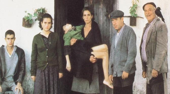 """Cinefórum Una clase de cine proyecta """"Los santos inocentes"""""""