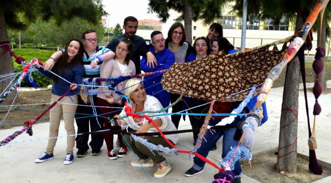 La UMU abre la inscripción en el taller de creación integrada con personas con síndrome de Down
