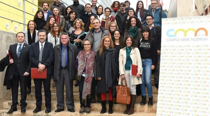 Programa internacional coordinado por la UMU para la integración de personas refugiadas por medio de la educación