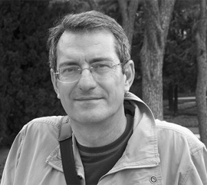 Fernando Broncano, ponente de un  seminario en la Merced
