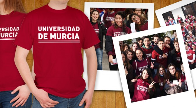 Reserva tu camiseta para el concurso que promueve el sentimiento UMU