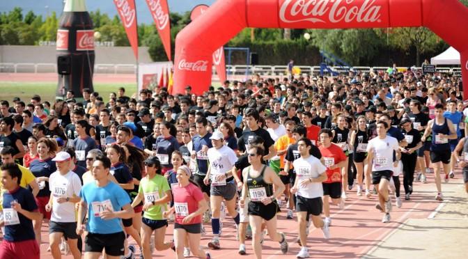 La UMU organiza la XI Carrera Popular