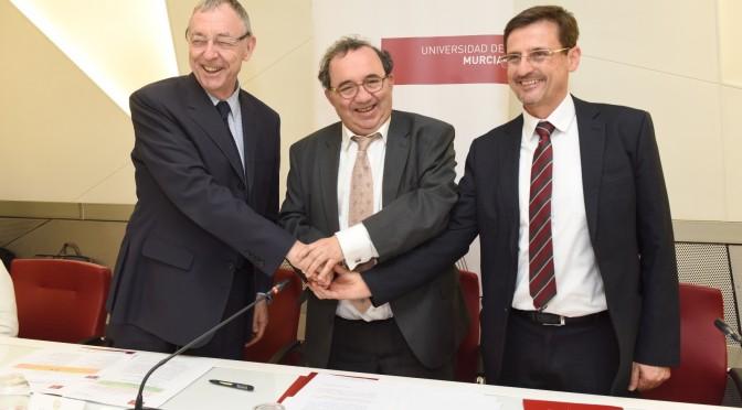 La UMU colaborará con el Liceo Francés de Murcia en temas de Ciencias Forenses y Psicología Aplicada