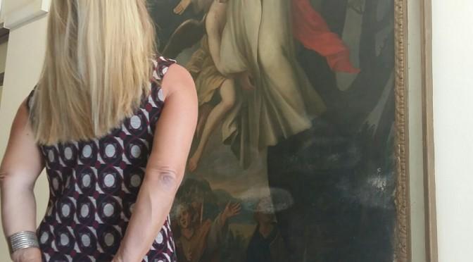 Los inicios del arte en la UMU se encuentran en la Convalecencia