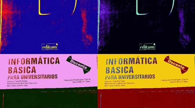 Editum publica una obra sobre informática básica para estudiantes