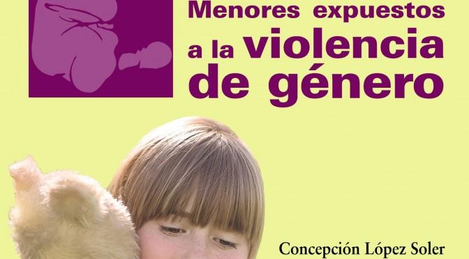 """La UMU celebra mañana la presentación del libro """"Menores expuestos a la violencia de género"""""""