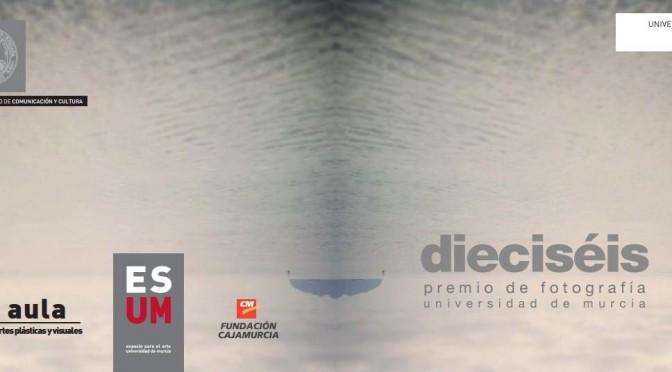 Se inaugura la exposición del XVI Premio de fotografía Universidad de Murcia