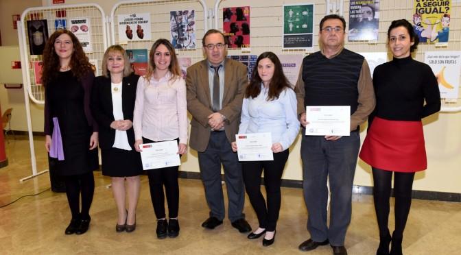 Entrega de premios del concurso de igualdad entre mujeres y hombres