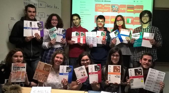 La UMU recibe material para aprender japonés subvencionado por la Fundación Japón de Madrid