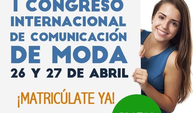 El I Congreso Internacional de Comunicación de Moda se celebrará durante el mes abril en la UMU