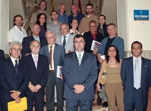 El año que el Quijote invadió la Universidad de Murcia