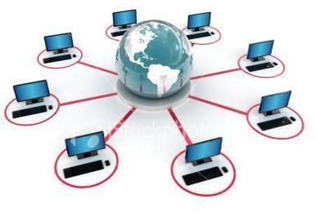 comunicación internet