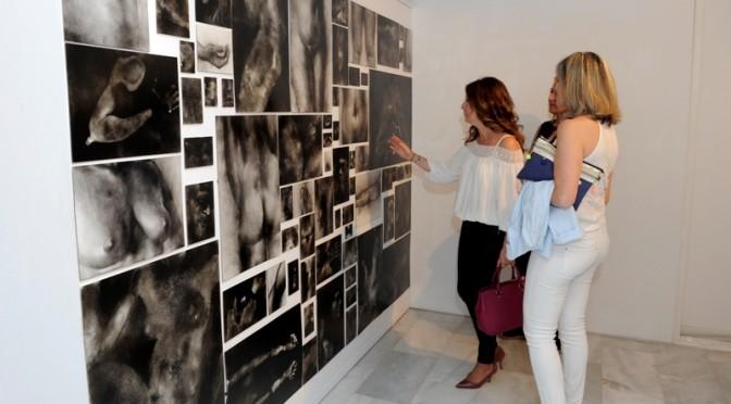 Arturo Méndez expone Dualidad(es) en la Universidad de Murci