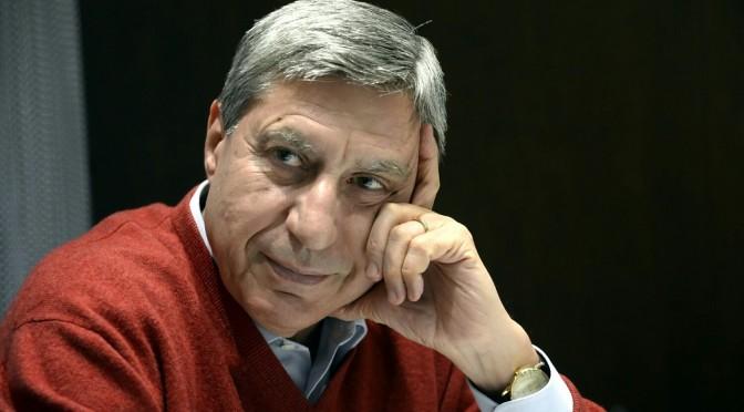 """""""La lengua ha sido una palanca extraordinaria para la economía española"""" (José Luis García Delgado, Doctor Honoris Causa por la UMU)"""