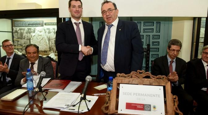 UMU crea una sede permanente de extensión universitaria en el municipio de Cehegín