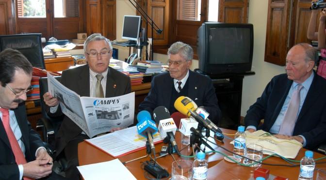 2008-04-04 Recepción a Mario Bunge [Ángel Martínez]