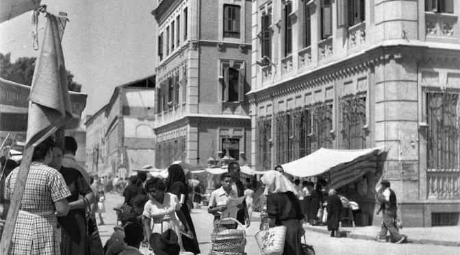 Convalecencia mercado 1957