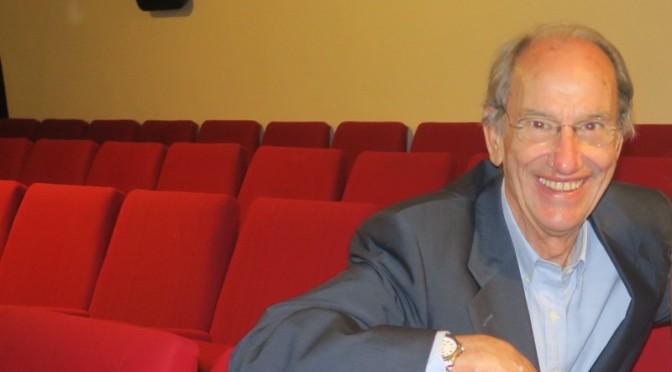 """Simón Andreu: """"Casi todo lo que sé lo he aprendido a través del cine"""""""