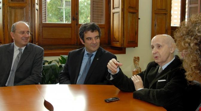 Santiago Grisolía, el bioquímico que dirigió el proyecto genoma humano de la UNESCO