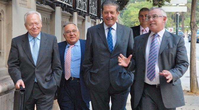 Cuando Mayor Zaragoza defendió a los más débiles en la Convalecencia