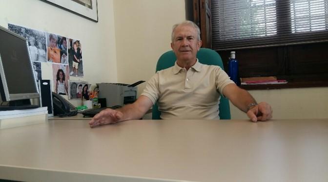 Se jubila Pepe Vizcaíno, 43 años al servicio del a Universidad de Murcia
