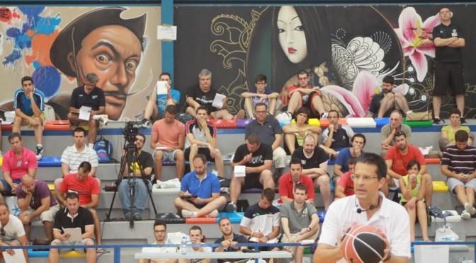 Entrenadores de baloncesto de alto rendimiento presentarán sus métodos de trabajo en San Javier en un curso de Unimar
