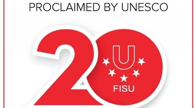 El deporte es protagonista en la UMU con motivo del Día Internacional del deporte Universitario