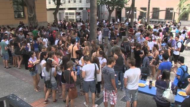 La UMU da la bienvenida a los estudiantes en UniversUM, un macroevento con docenas de actividades para todos los gustos