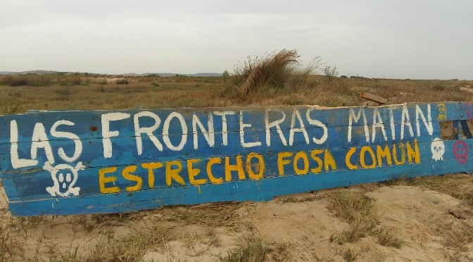 fronteras matan